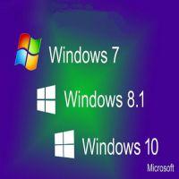 Windows 7 8.1 10 X86 18in1