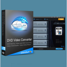 WonderFox DVD Video Converter incl Keygen
