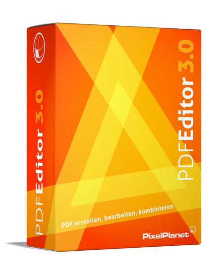 PixelPlanet PdfEditor v3.0.0.48