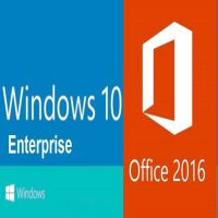 Windows 10 Enterprise Office 2016