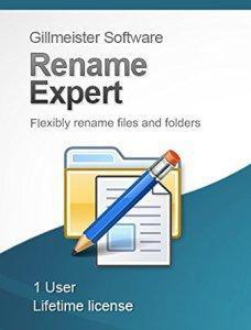 Gillmeister Rename Expert 5.12.6