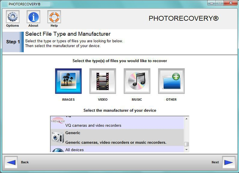 PHOTORECOVERY Professional 2017 5.1.5.3
