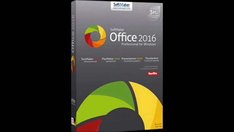 SoftMaker Office Professional 2016 rev 765 0306 + Portable +