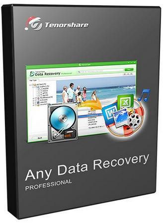 Tenorshare Any Data Recovery Pro 5.5.0.0