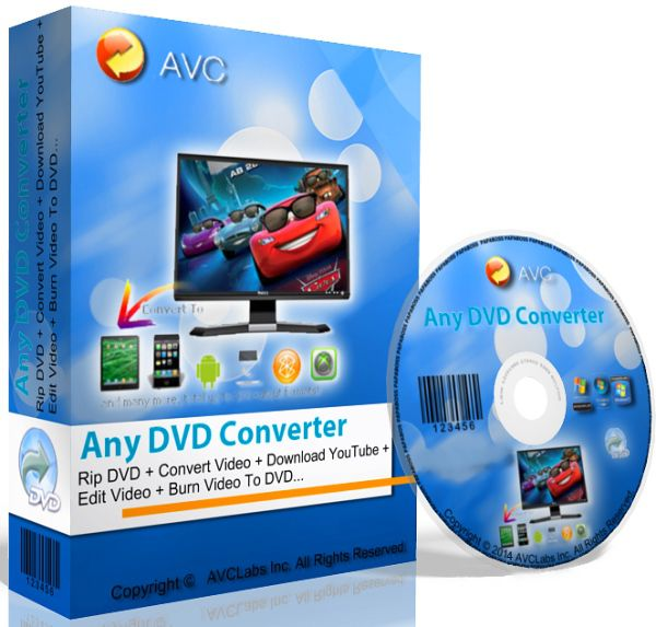 Any DVD Converter Professional v6.1.1