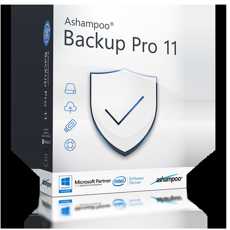 Ashampoo Backup Pro incl Patch