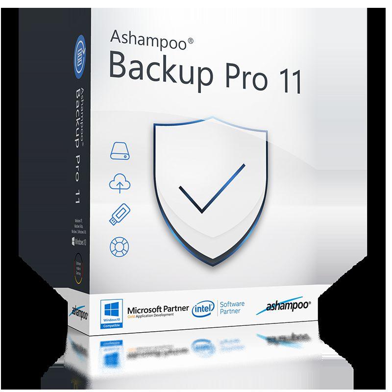 Ashampoo Backup Pro 11.07