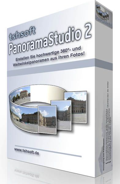 PanoramaStudio Pro 3.1.0.229 x86 & x64