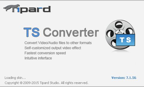 Tipard TS Converter incl Patch