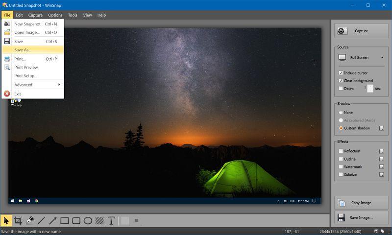 WinSnap v4.5.8