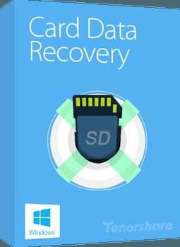 Tenorshare Card Data Recovery 4.6.0.0 Build 4.27.2017