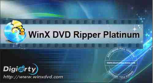WinX DVD Ripper Platinum 8.20.5.245