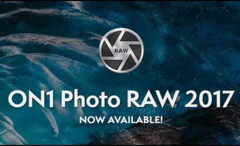 ON1 Photo RAW 2017.5 11.5.0.3736