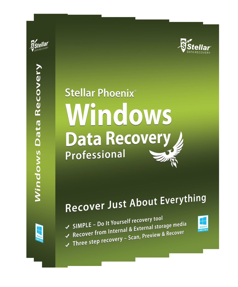 Stellar Phoenix Windows Data Recovery Professional incl patch download