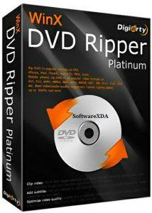 WinX DVD Ripper Platinum 8.5.0.192
