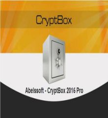 Abelssoft CryptBox 2017 Pro 7.0 Build 063017 Free Download
