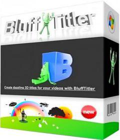 BluffTitler Ultimate 13.3.0.6 incl Patch