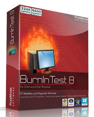 BurnInTest Professional 8.1 Build 1024