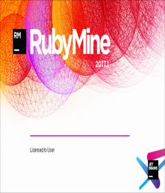 JetBrains RubyMine 2017.2.1 Build 172.3544.29