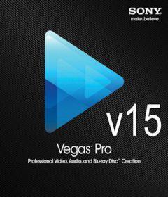 Sony Vegas Pro 15.0.0 Build 177
