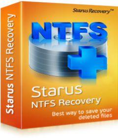 Starus NTFS Recovery 2.7