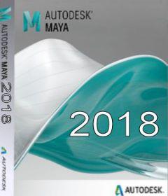 Autodesk Maya 2018 x64 incl + Crack + Patch