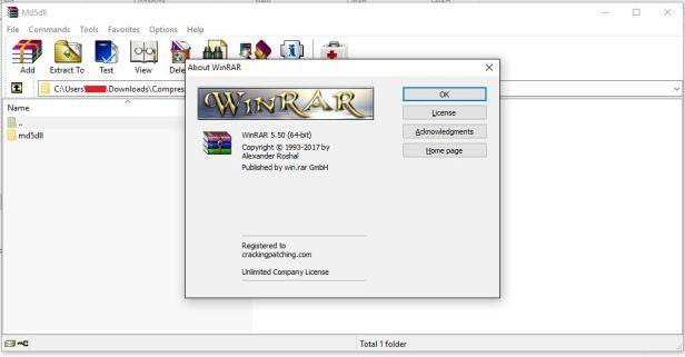 WinRAR incl Patch + Keygen Free Download