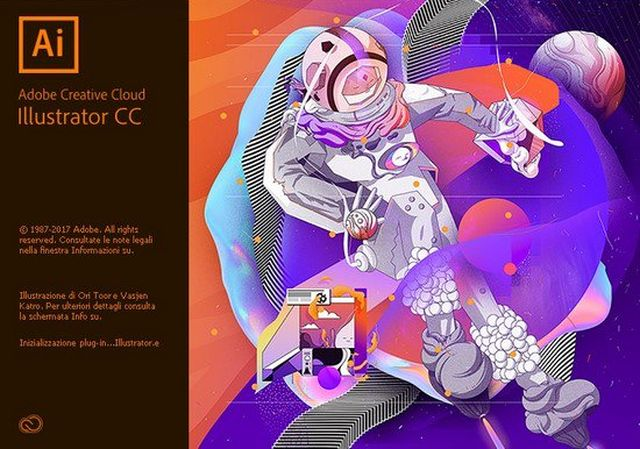 Adobe Illustrator CC 2018 v22.0.0.244 incl Patch [Xforce + Painter]