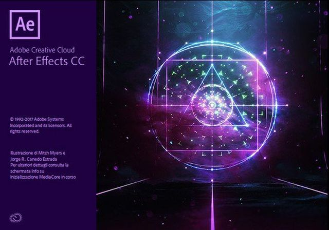 Adobe After Effects CC 2018 v15.0.0 incl Patch [xforce + Painter]