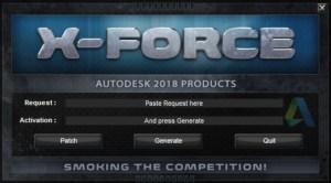 AutoCAD 2018 keygen serial key activator