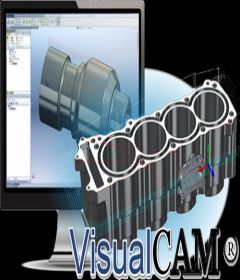 MecSoft VisualCAM 2017 v6.0.507 incl