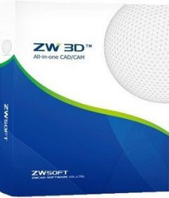 ZWCAD ZW3D 2018 v22.00 incl Patch