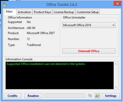 Microsoft Toolkit 2 6 3 Activator Crack Full Version 2018