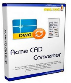 Acme CAD Converter 2018 8.9.8.1474