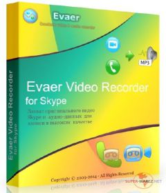 Evaer Video Recorder for Skype 1.7.12.22
