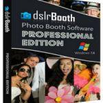dslrBooth Photo Booth Software 5.21.1322.3 + keygen
