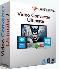 AnyMP4 MTS Converter 7.2.18