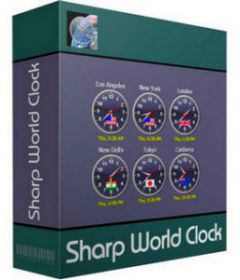 Sharp World Clock 8.3.3.0