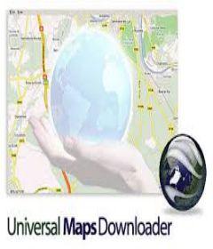 Universal Maps Downloader 9.36