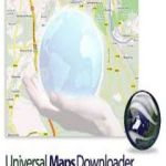 Universal Maps Downloader 9.36 + keygen