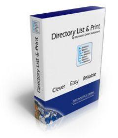 Directory List & Print Pro 3.43