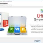 RS Office Recovery + keygen