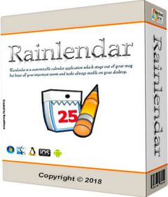 Rainlendar Pro 2.14.2 Build 157