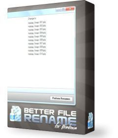 Better File Rename 6.1.1