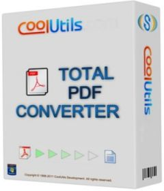 Coolutils Total PDF Converter 6.1.0.152 + Portable + key