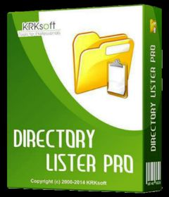 Directory Lister Enterprise 2.29.0 + patch