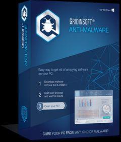 Gridinsoft Anti-Malware 4.0.5 + patch
