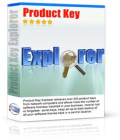 Product Key Explorer v4.0.5.0 incl Patch