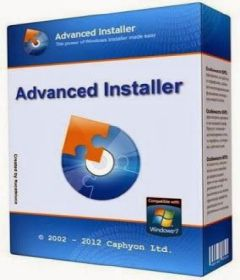 Advanced Installer 15.2