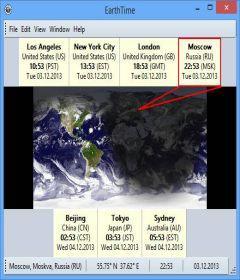 EarthTime 5.14.1 + patch